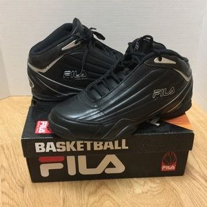 FILA Men's Basketball Sneakers